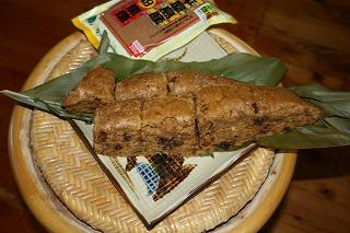 沖縄風蒸しパン
